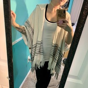 Lightly Use Forever 21 Poncho